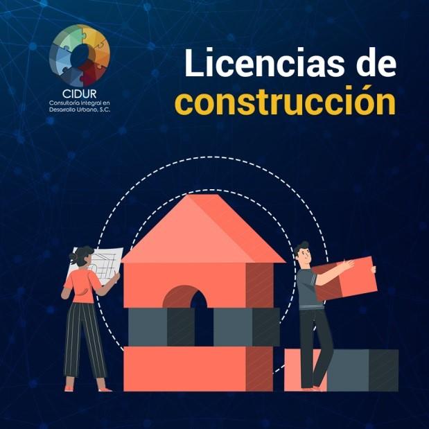 Licencias de construcción
