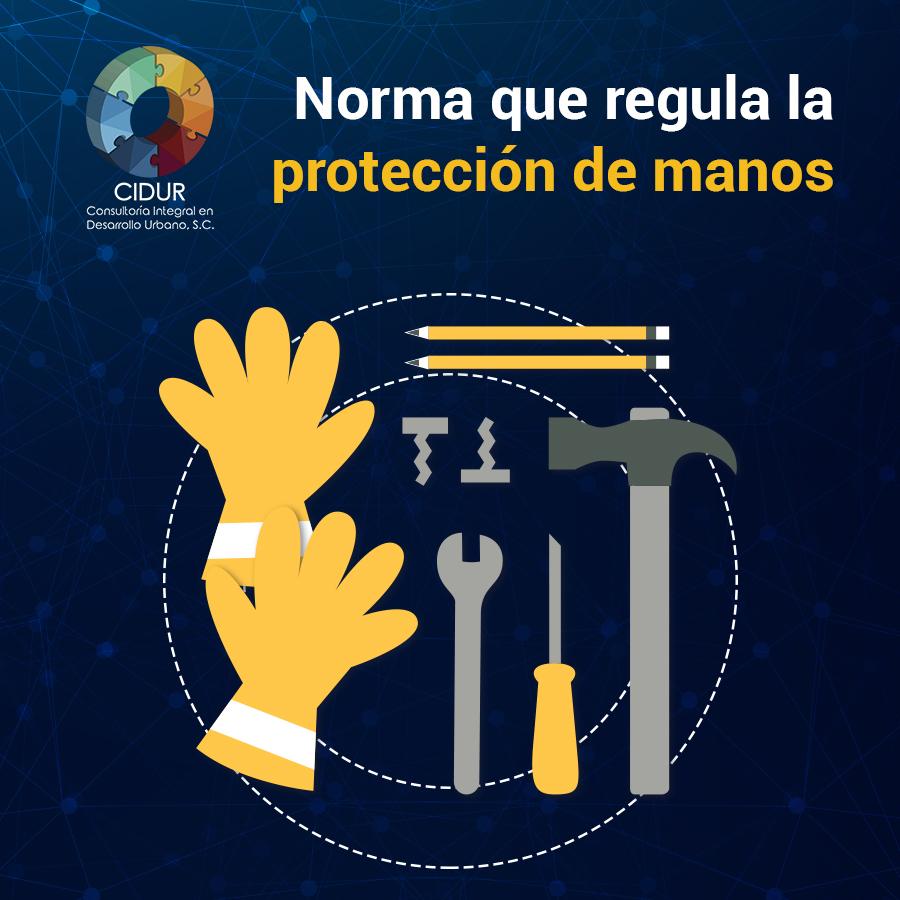 Equipo de seguridad para manos