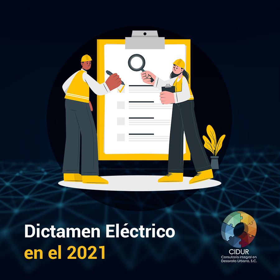 Dictamen eléctrico 2021