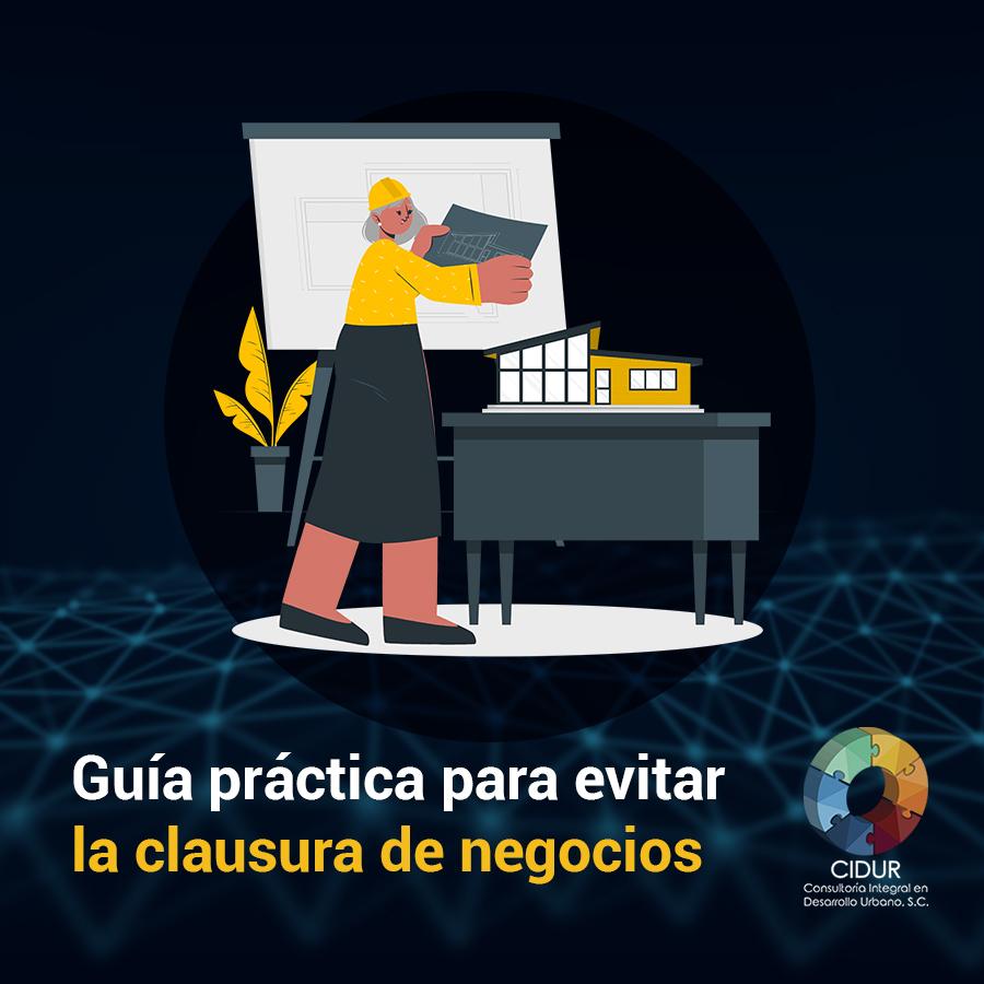Guía práctica para evitar la clausura de negocios